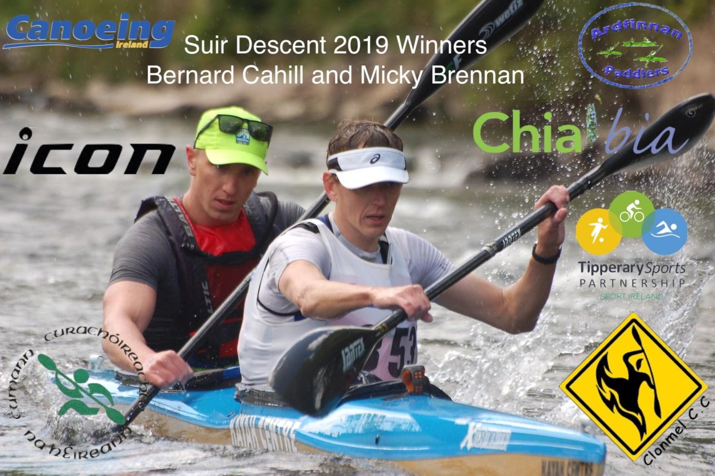 suir descent 2019